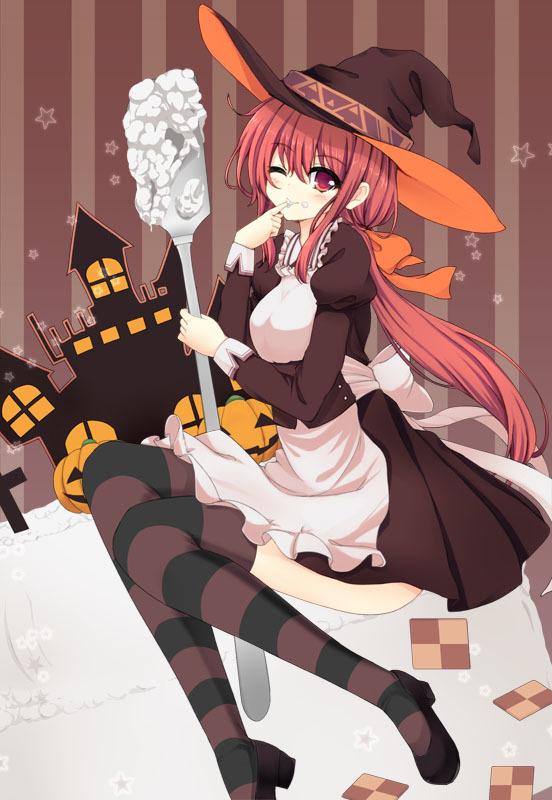 P站画师作品Happy Halloween